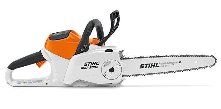 Appareils à batteries STIHL MSA 200 C-B Système AP