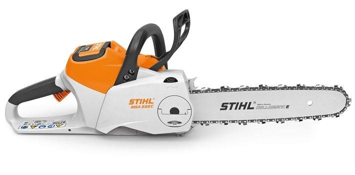 Appareils à batteries STIHL MSA 220 C-B Système AP